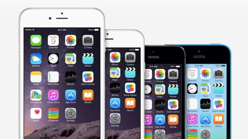 iPhone modellen