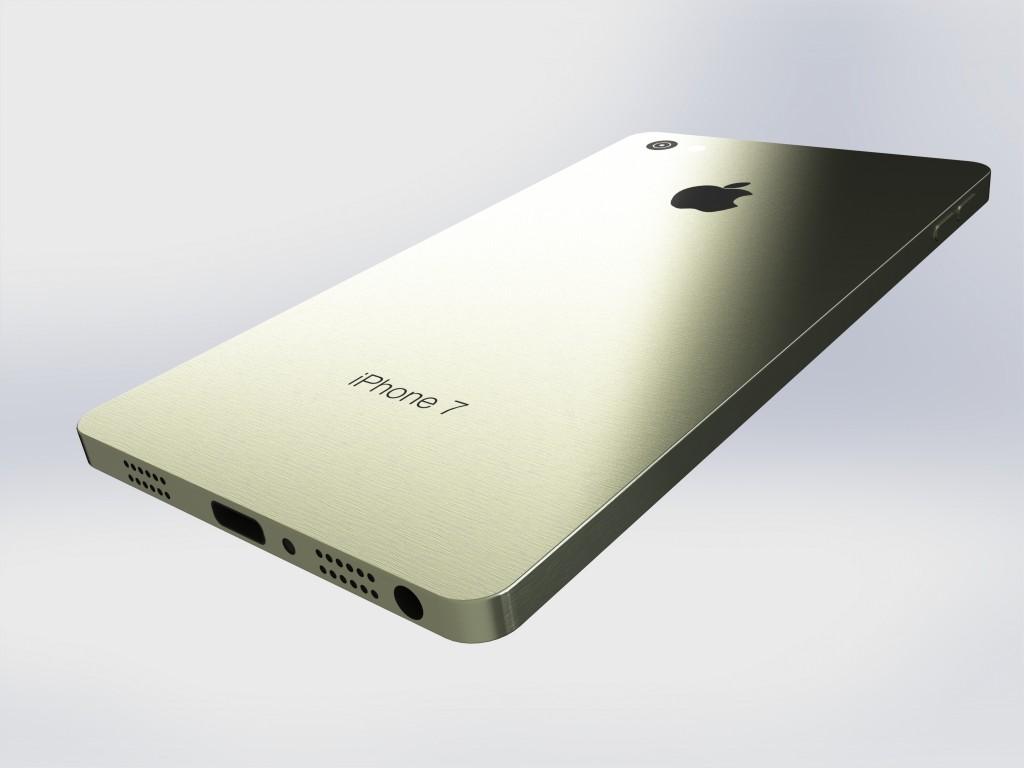iphone 7 back