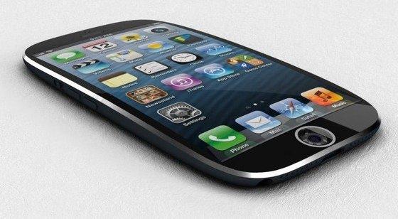 iPhone gebogen