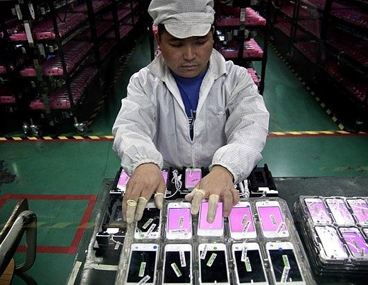 productie apple